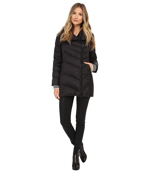 Imbracaminte Femei Sam Edelman Pryce Asymmetrical High Denist Down Jacket Black