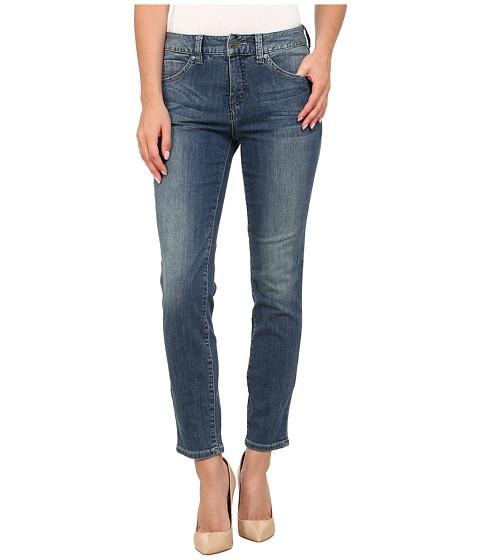 Imbracaminte Femei Miraclebody Jeans Joan Raw Hem Ankle Jeans in Hemlock Blue Hemlock Blue