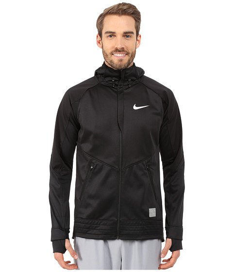 Imbracaminte Barbati Nike Hyper-Lite WTR Motion TF Full Zip BlackBlackBlackMetallic Silver
