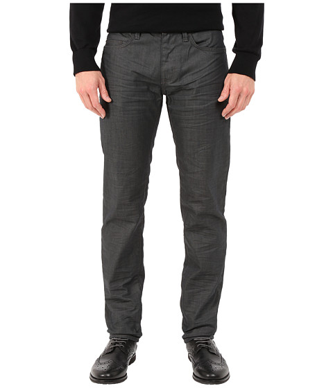 Imbracaminte Barbati DKNY Williamsburg Slim Jeans in Coated French Grey Wash Coated French Grey Wash
