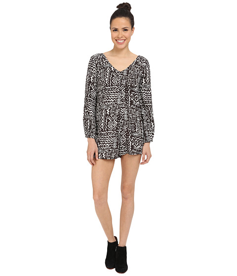 Imbracaminte Femei Billabong Secret Vibes Romper Off-Black