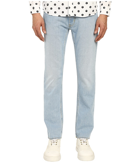 Imbracaminte Barbati LOVE Moschino Five-Pocket Jeans with Back Pocket Detail Denim