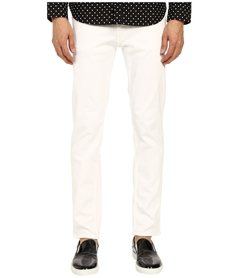 Imbracaminte Barbati LOVE Moschino Five-Pocket Pants White