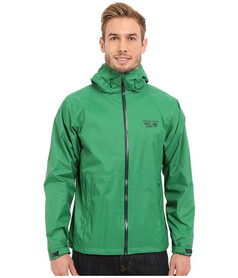 Imbracaminte Barbati Mountain Hardwear Findertrade Jacket Serpent Green