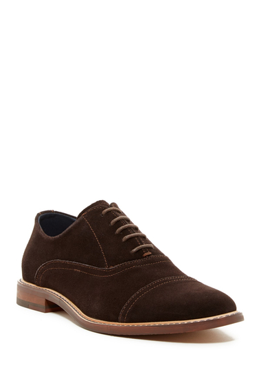 Incaltaminte Barbati Joseph Abboud Aaron Lace-Up Loafer CHOCOLATE