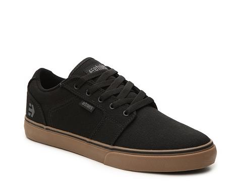 Incaltaminte Barbati etnies Barge LS Sneaker - Mens Black