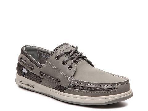Incaltaminte Barbati Margaritaville Wharf Boat Shoe Grey