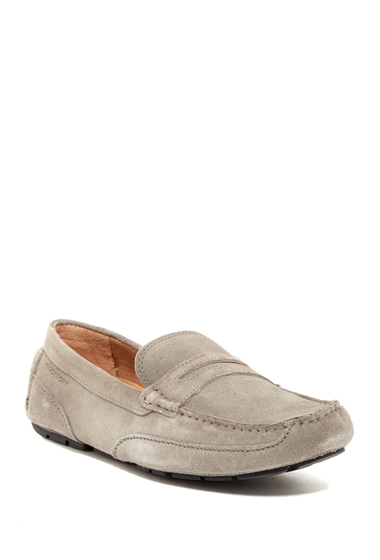 Incaltaminte Barbati Rockport BDG2 Penny Loafer - Wide Width Available GRAPHITE S