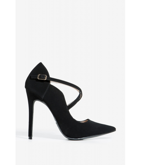 Incaltaminte Femei CheapChic Erika Take It To Heart Pump Black
