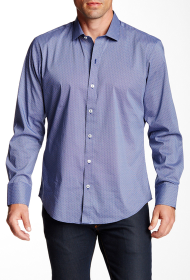 Imbracaminte Barbati Zachary Prell ONeill Long Sleeve Trim Fit Shirt BLUE