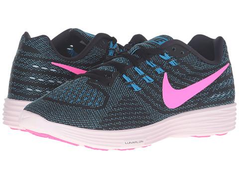 Incaltaminte Femei Nike Lunartempo 2 Blue GlowPink BlastBlackPearl Pink