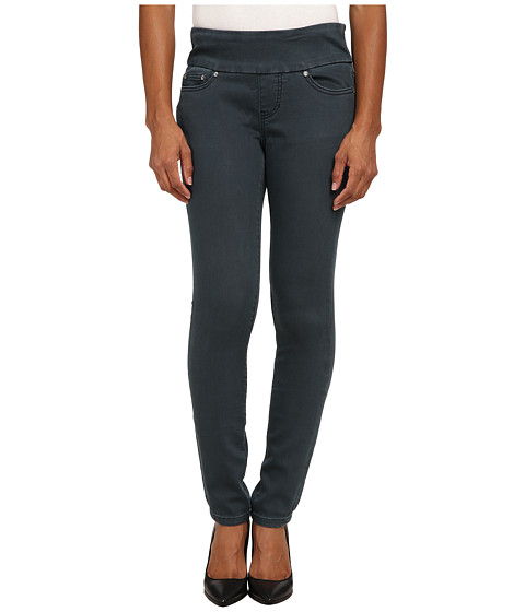 Imbracaminte Femei Jag Jeans Petite Nora Skinny Jeans in Grey Grey