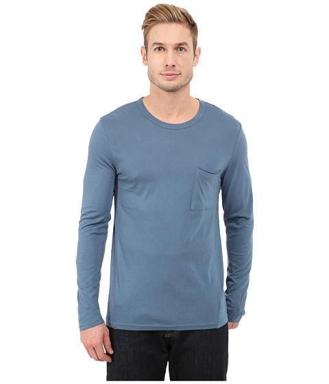 Imbracaminte Barbati Alternative Apparel Cotton Modal Fatigued T-Shirt Blue Ash