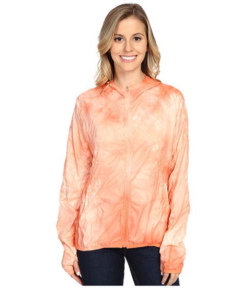 Imbracaminte Femei adidas Kanoi Runpack Dye Jacket Sun Glow