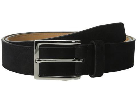 Accesorii Barbati Cole Haan 32mm Suede Black