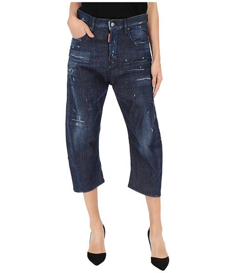 Imbracaminte Femei DSQUARED2 Kawaii Jeans in Blue Blue