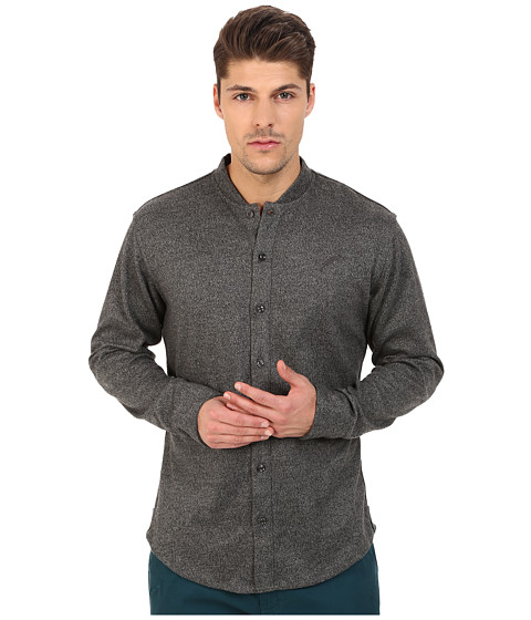 Imbracaminte Barbati Publish Rustin Button Up Grey