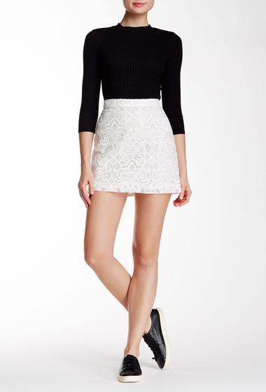 Imbracaminte Femei ALC Merrill Skirt WHITE