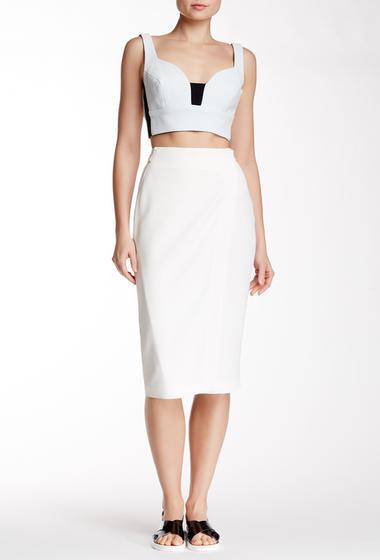 Imbracaminte Femei ALC Daniels Skirt WHITE