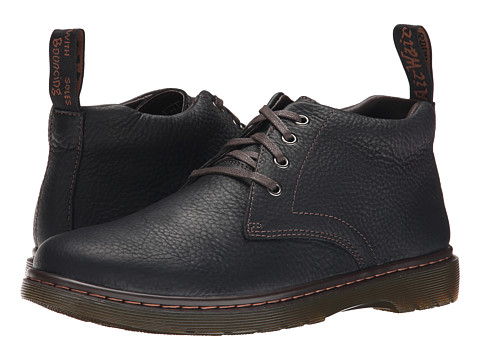 Incaltaminte Barbati Dr Martens Barnie Chukka Boot Black Grizzly
