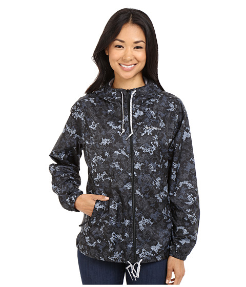 Imbracaminte Femei Columbia Flash Forwardtrade Printed Windbreaker Black Print