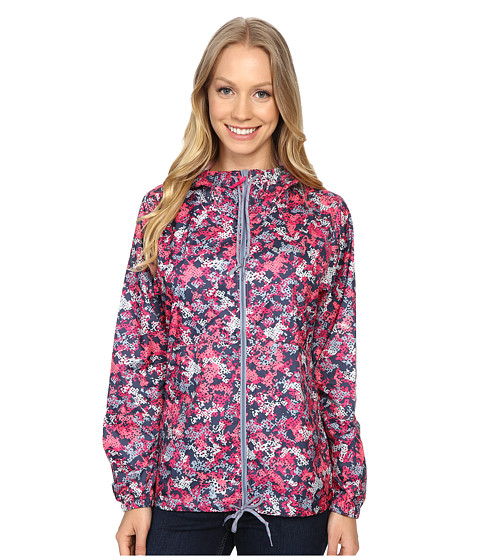 Imbracaminte Femei Columbia Flash Forwardtrade Printed Windbreaker Haute Pink Print