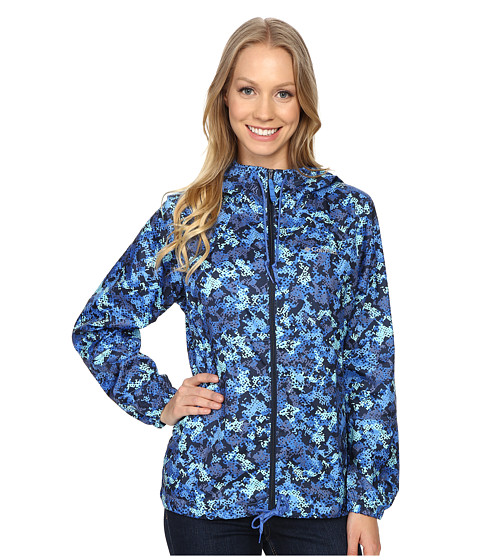 Imbracaminte Femei Columbia Flash Forwardtrade Printed Windbreaker Stormy Blue Print