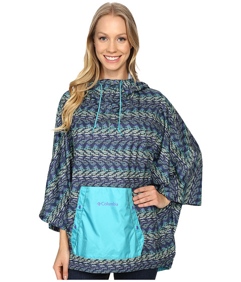 Imbracaminte Femei Columbia Flash Forwardtrade Anorak Miami Matrix Print