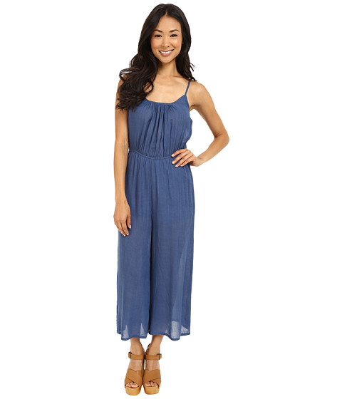 Imbracaminte Femei Billabong Sky Dreamer Jumpsuit Blue Cruz