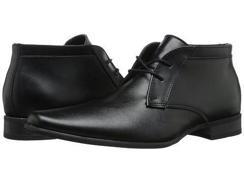 Incaltaminte Barbati Calvin Klein Ballard Black Leather