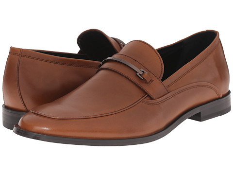 Incaltaminte Barbati Calvin Klein Nordon British Tan Leather