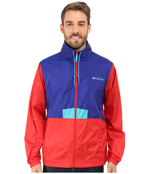 Imbracaminte Barbati Columbia Flashbacktrade Collared Jacket Grape JuiceBright Red