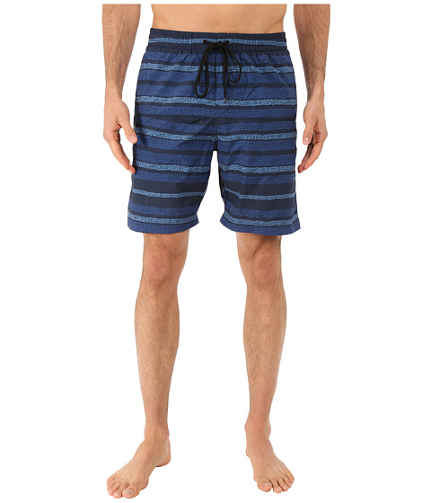 Imbracaminte Barbati Columbia Lakeside Leisuretrade Printed Shorts II Night Tide