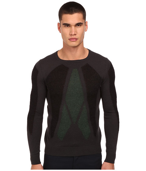 Imbracaminte Barbati Costume National Knitted Sweater Grigio