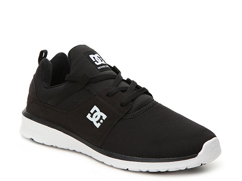 Incaltaminte Barbati DC Heathrow Sneaker - Mens BlackWhite