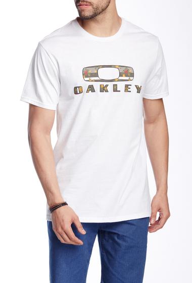 Imbracaminte Barbati Oakley Swamis O Tee White