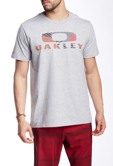 Imbracaminte Barbati Oakley Shuffle Board Tee Heather Grey