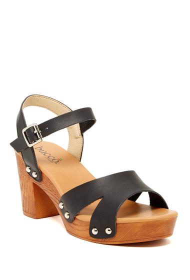 Incaltaminte Femei Bucco Nonnie Studded Heel BLACK