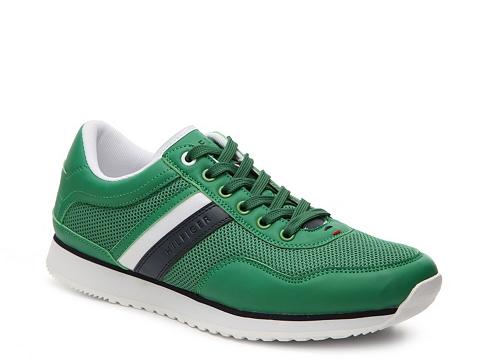 Incaltaminte Barbati Tommy Hilfiger Marcus 3 Sneaker Green