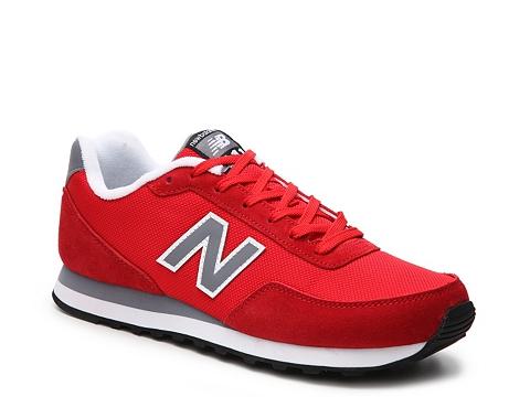 Incaltaminte Barbati New Balance 411 Retro Sneaker - Mens Red