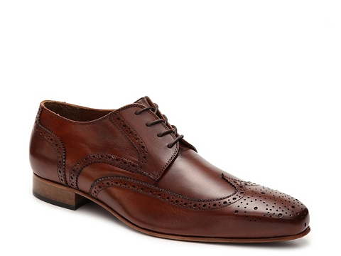 Incaltaminte Barbati Mercanti Fiorentini Wingtip Oxford Tan
