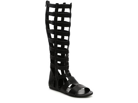 Incaltaminte Femei MIA Duenas Gladiator Sandal Black