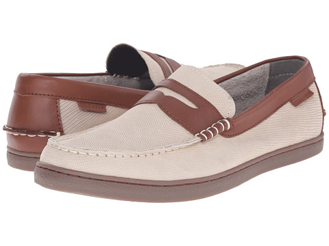 Incaltaminte Barbati Cole Haan Nantucket Loafer Oyster Grey Suede