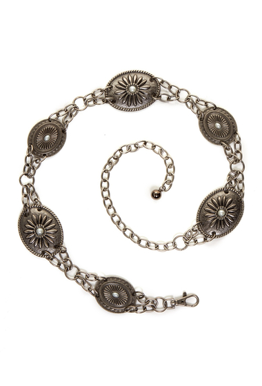 Accesorii Femei Betsey Johnson Conch Chain Belt AN PEARL