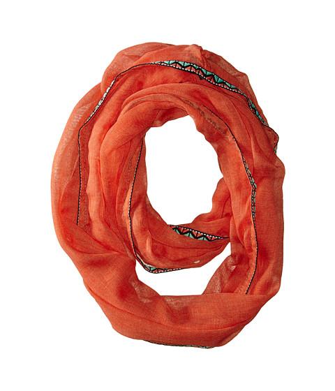 Accesorii Femei Steve Madden Touch Of Tribal Infinity Scarf Orange