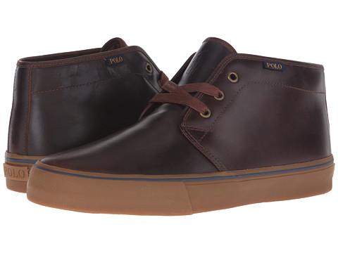 Incaltaminte Barbati US Polo Assn Maykn Tan Smooth Oil Leather