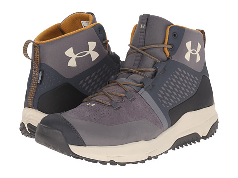 Incaltaminte Barbati Under Armour UA Moraine Stealth GrayCharcoalSandstorm