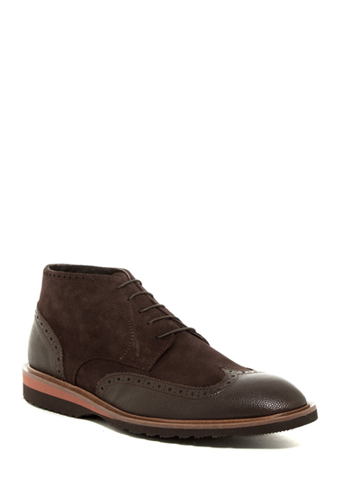 Incaltaminte Barbati Kenneth Cole New York Gotta Go Wingtip Chukka Boot Brown