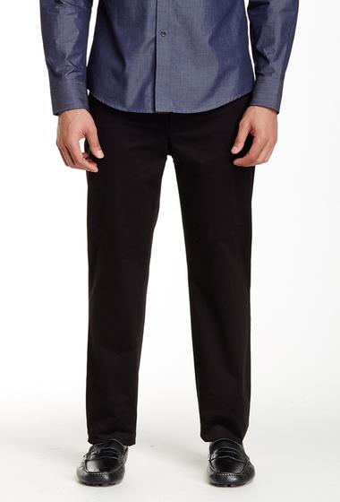 Imbracaminte Barbati Vince Camuto Core Straight Leg Chino BLACK SOLID
