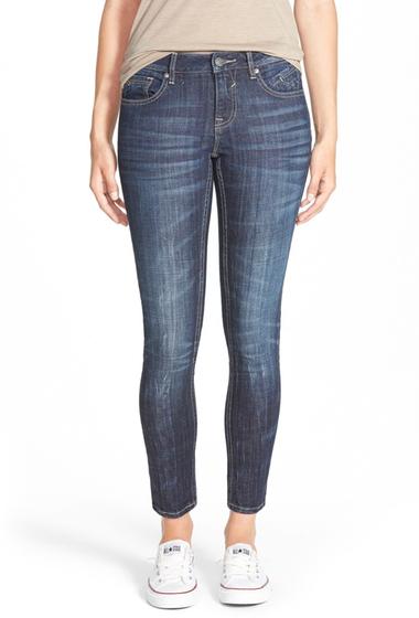Imbracaminte Femei VIGOSS Ankle Skinny Jean MED WASH